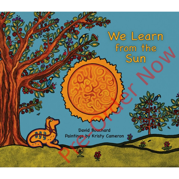 We Learn from the Sun Book