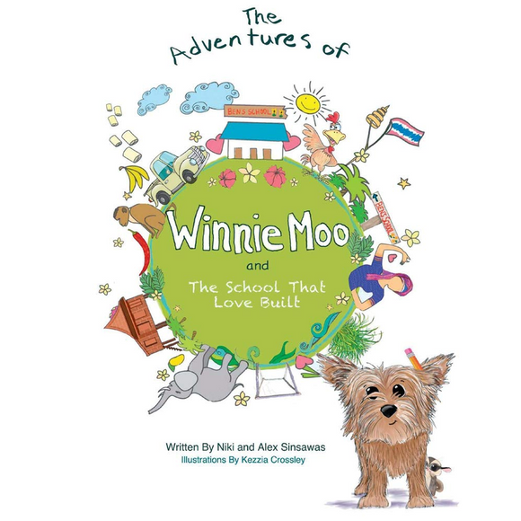 The Adventures of Winnie Moo and The School That Love Built
