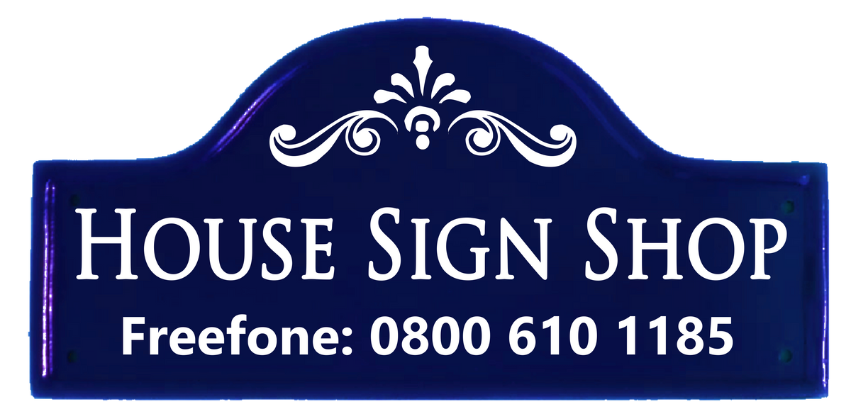 House Name Door Numbers Address Plaques House Sign Shop