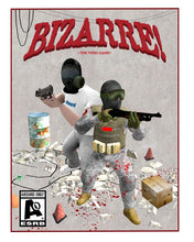 VIDEO GAME COVER