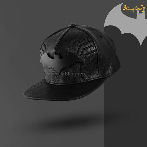 Official Batman Snapback Cap