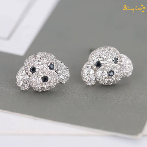 Doggo Ear Studs