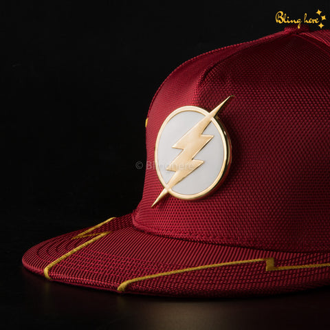 Official Flash Snapback Cap