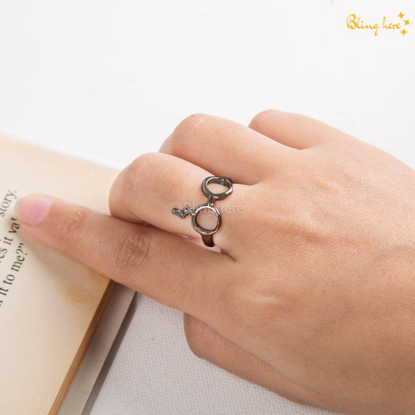 Harry Potter Open Ring