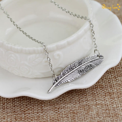 Harry Potter Quill Necklace