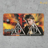 Official Harry Potter Deathly Hallow Earrings