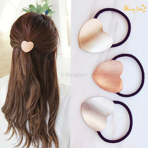 Heart Hair Band