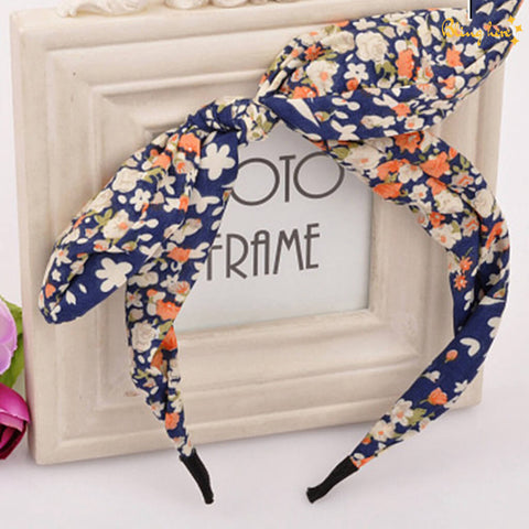 Jasmine Fabric Hairband