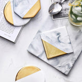 Marble Stone Coasters