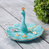 3D Peacock Jewellery Holder Plate