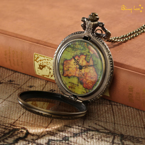 Vintage Travellers Pocket Watch