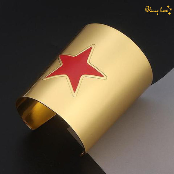 Official Wonder Woman Hand Bracelet