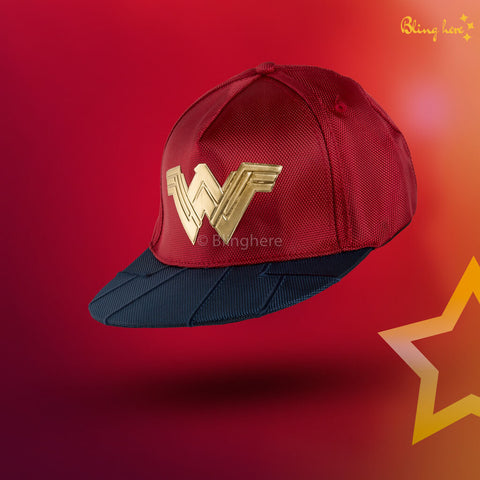 Wonder Woman Cap