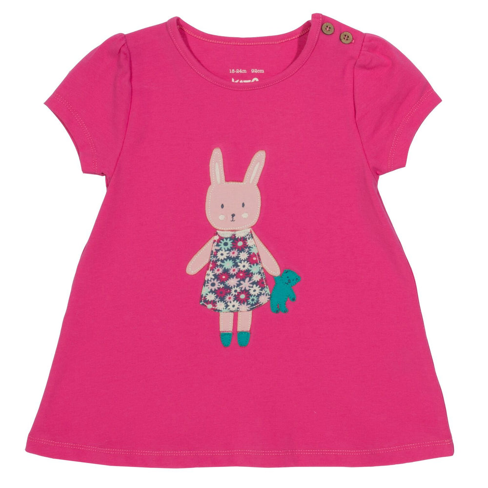 Bunny and Bear Tunic