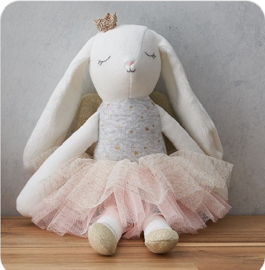 Bunny Velvet Cotton Toy