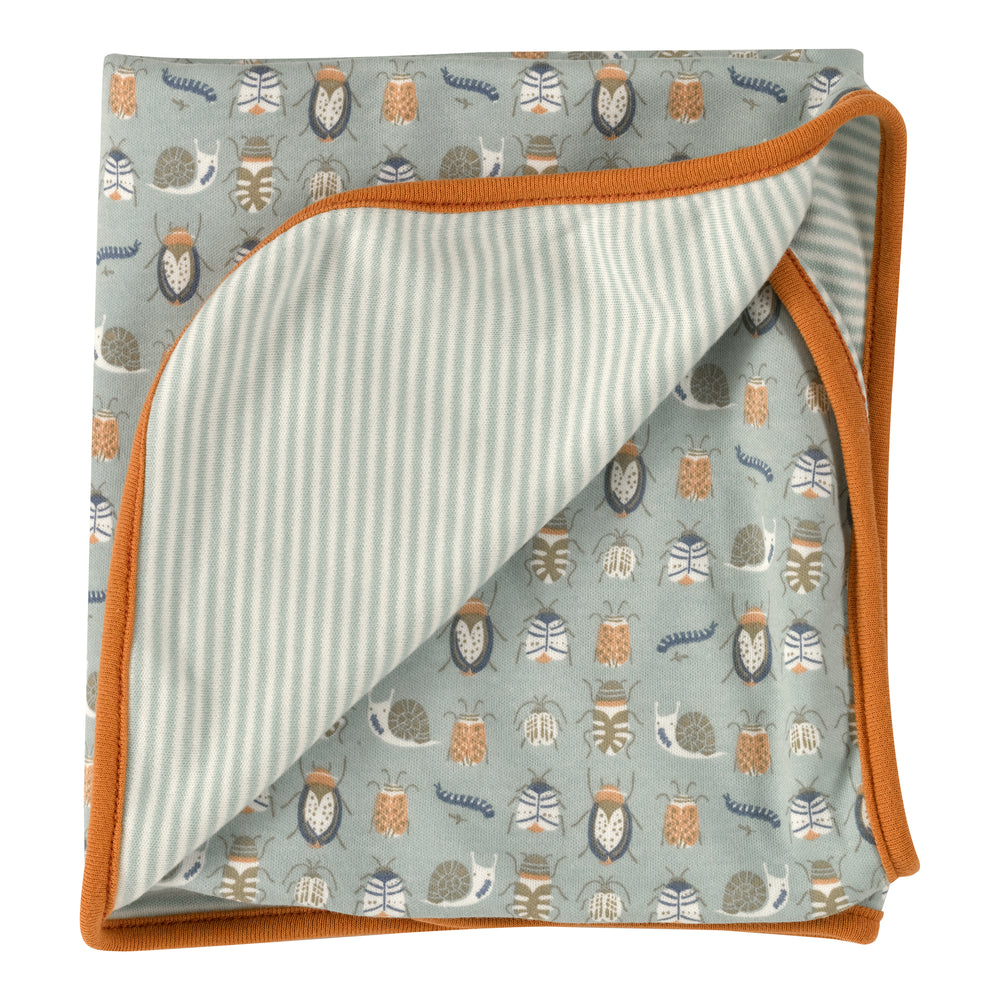 Country Garden Blanket - Bug
