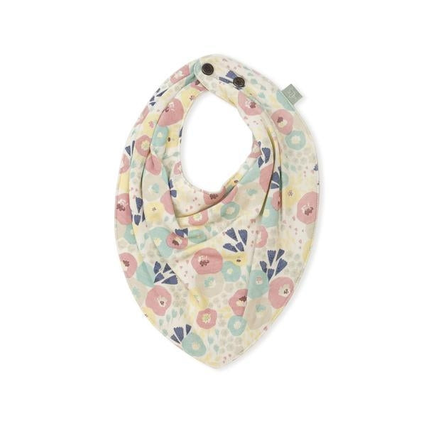 Wildflowers Bandana Bib