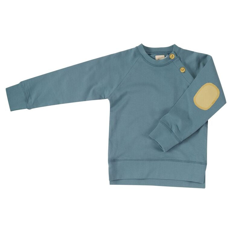 Sweatshirt - Adriatic Blue