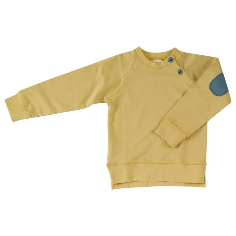Parsnip yellow jumper