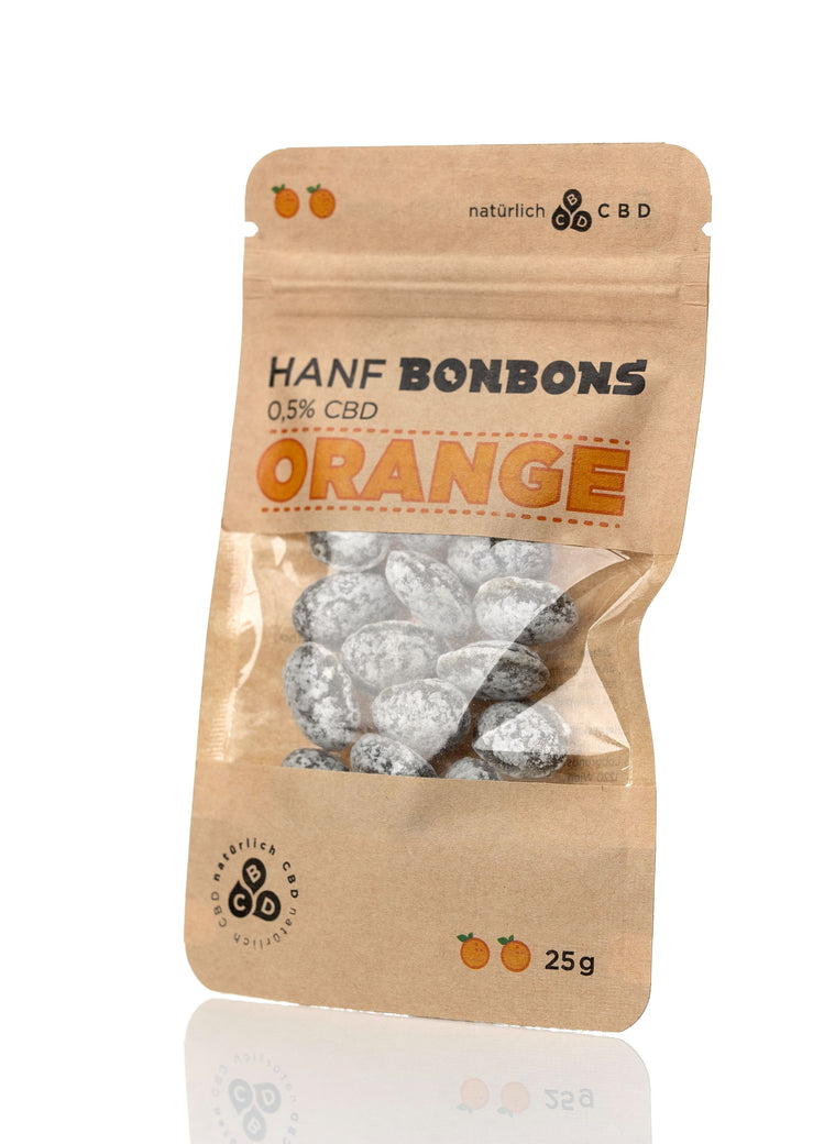HANFBONBONS ORANGE