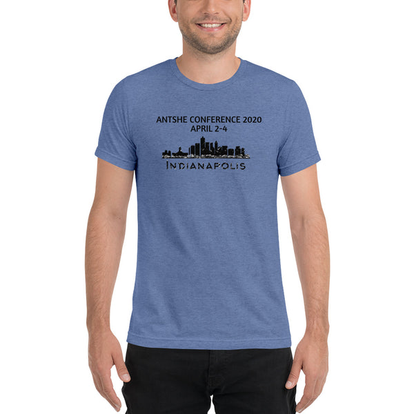 Short sleeve t-shirt (Click image for color options)