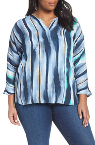 Sea Stripe Top