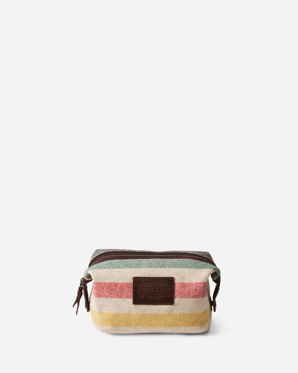 Pendleton Glacier Stripe Essentials Pouch