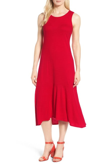 Red Sangria Road Trip Dress