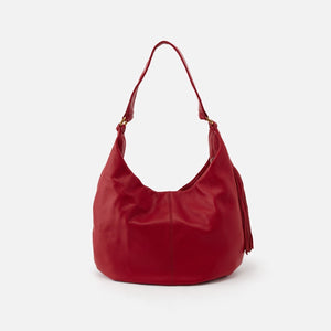Red Hobo Bag
