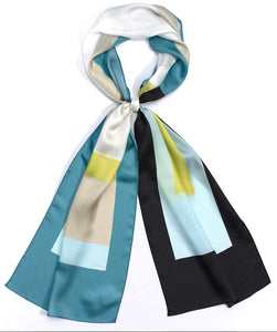 Echo: Silk Scarf