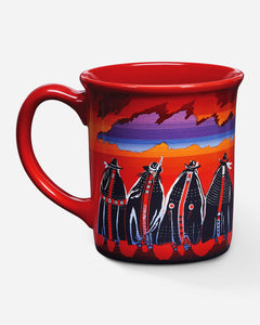 Legendary Rodeo Sisters Ceramic mug