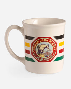 Glacier National Park Mug