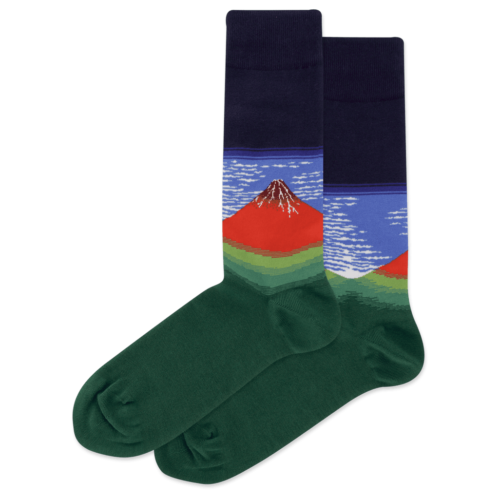 mt.fuji socks
