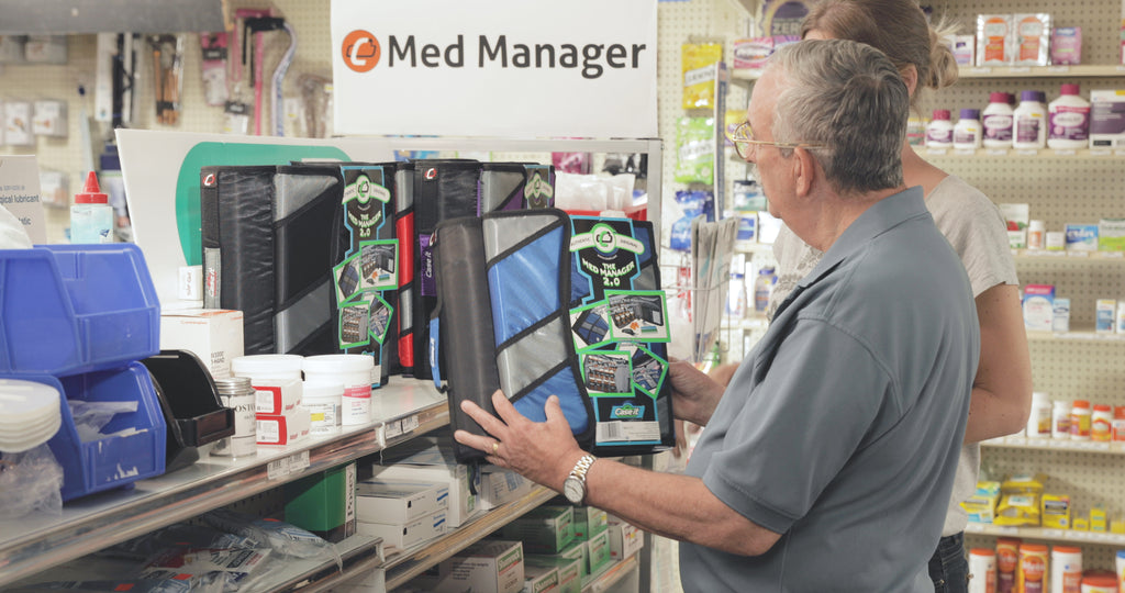 Med Manager: The Ultimate Medicine Organizer Launches Kickstarter Campaign