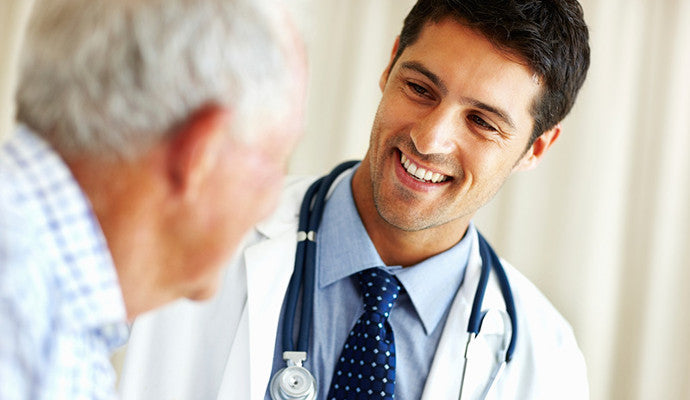 BETTER SENIOR HEALTH FROM IMPROVED DOCTOR VISITS: 3 TOP COMMUNICATION TIPS
