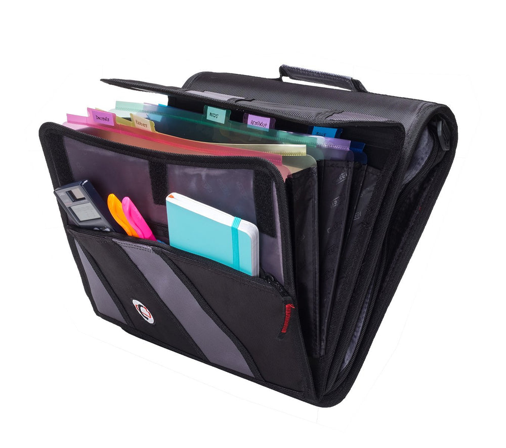 Med Manager Deluxe with File Holder