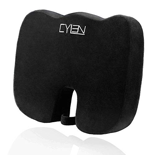 Memory Foam Ventilated Orthopedic Seat Cushion