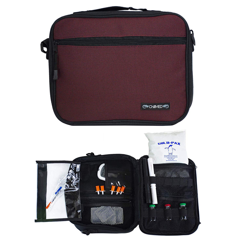 Diabetic Organizer Travel Bag