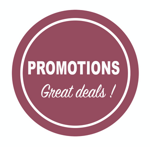 Special promotions!
