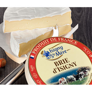 Brie Cheese - Isigny Sainte Mère (1kg)