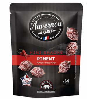 Auvernou Mini Snack Piment 75g