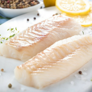 Frozen Atlantic Cod Loin (4 pcs - 250g) - Foodster.vn