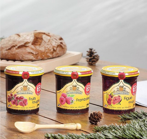 Les Comtes de Provence - Red Fruit Jam (240g)