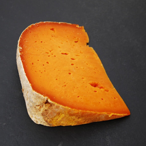 Mimolette Cheese 6 months - Isigny Sainte Mère (210g)