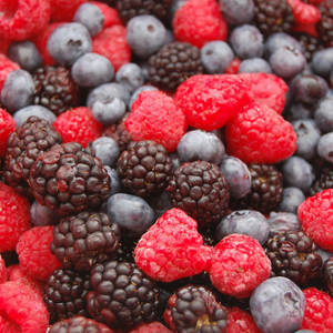 Frozen Mix Red Fruit (1kg) - Foodster.vn