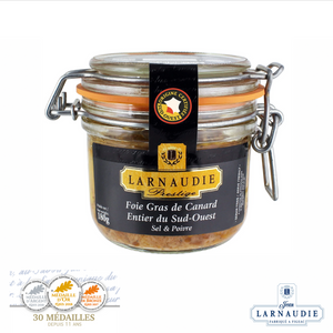 Whole Duck Foie Gras Preserved (180g) - Foodster.vn