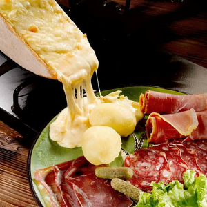 Raclette Mix (+ Raclette Grill) - 4/6/8 persons - Foodster.vn