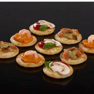 16 Mini Blinis - Foodster.vn