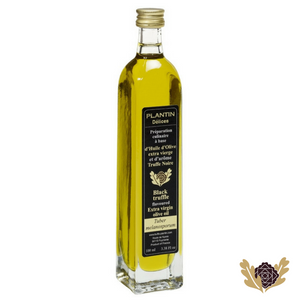 Plantin - Black Truffle Olive Oil (100ml) - Foodster.vn