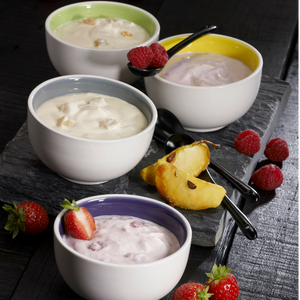 Fromage Blanc Raspberries 6,5% (500g) - Foodster.vn